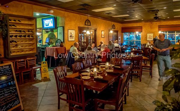 Dining at Pastaria 811