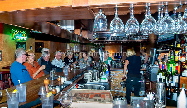The bar at Pastaria 811