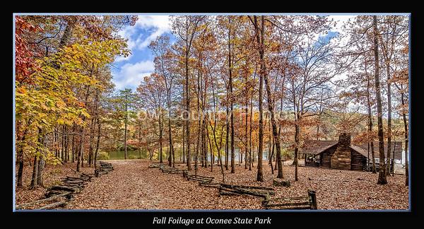 Oconee State Park Cabin