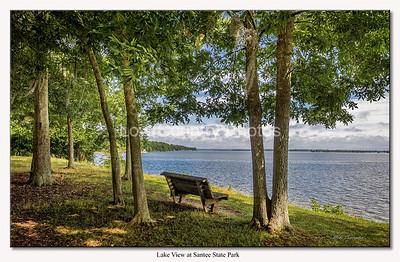 Santee Lake View