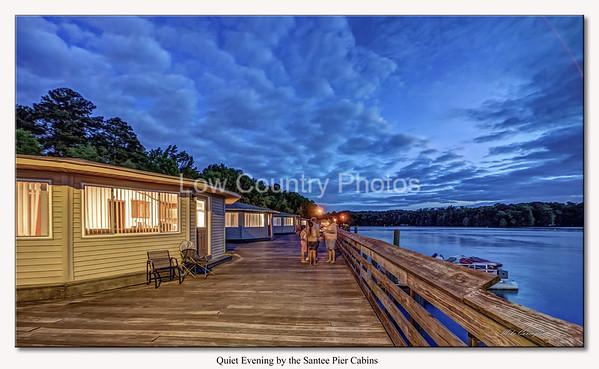 Santee Pier Cabins