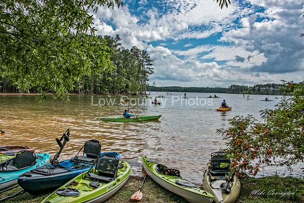 DEMO DAY 2017 AT DREHER ISLAND STATE PARK