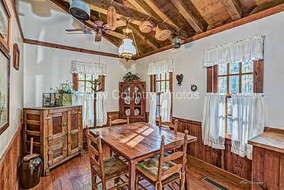 Guillebeau House dining area