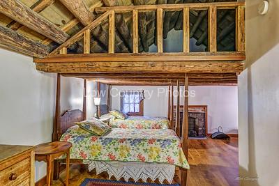 Guillebeau House upstairs bedroom