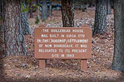 Guillebeau House Sign