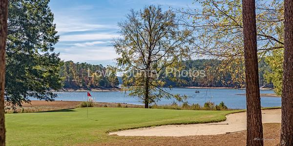 Hickory Knob Golf Course