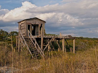 Waties Island is a 2 ½ mile, undeveloped barrier island located on the northeast coast of South Carolina, just above Cherry Grove beach.