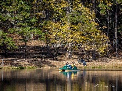 Oconee State Park Paddle Boat