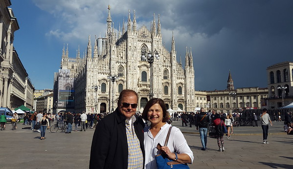 """TOUR 1: """"ITALIAN JEWELS"""" Private Customized Itinerary with Audrey as private driver-guide"""