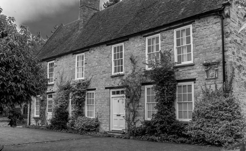 Georgian Farmhouse, Towcester