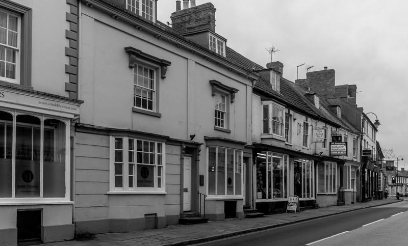 Shops, Watling Street, Towcester