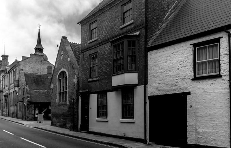 Building Variety, Watling Street, Towcester