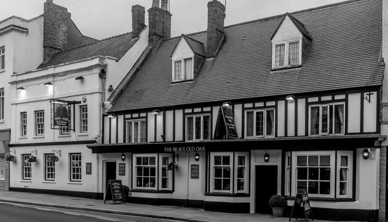 The Brave Old Oak, Watling Street, Towcester