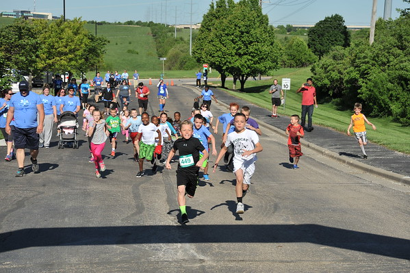 Tower to Tower 5K 2017