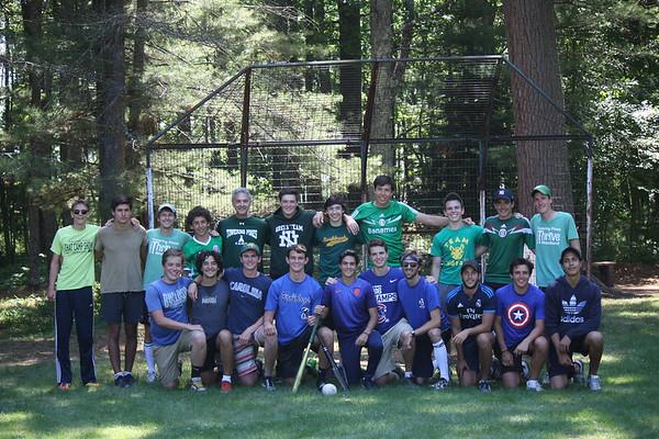 CIT/Counselor Softball Game