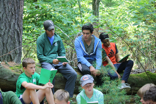 Vespers and Other Camp Pics