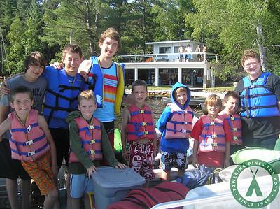 C7 & C3 Canoe Trips Plus More