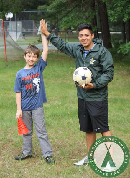 Kickball, Boomerang and Volleyball