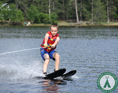 Waterskiing and other water pics