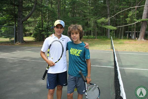 Alex P. /Pedro E. TP Tennis Final