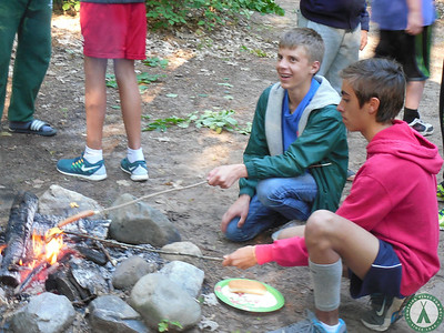 Individual Cabin Cookout