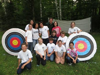 TP Woodland Rifle Tennis Archery
