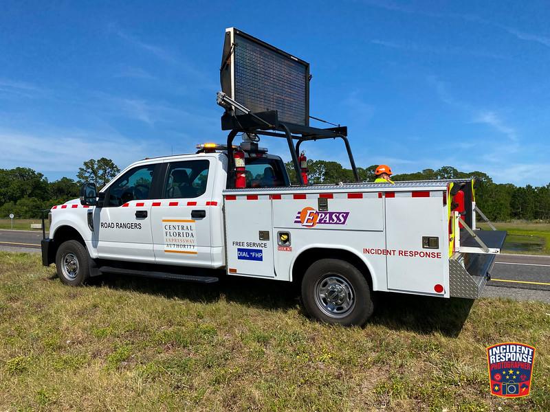 Central Florida Expressway Authority (CFX) Road Ranger