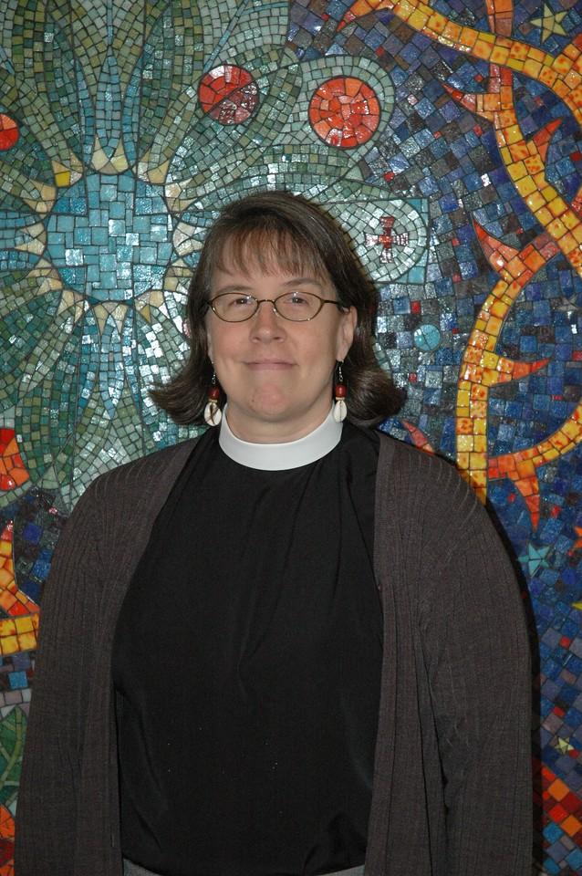 The Rev. Paula Thompson-Powell
