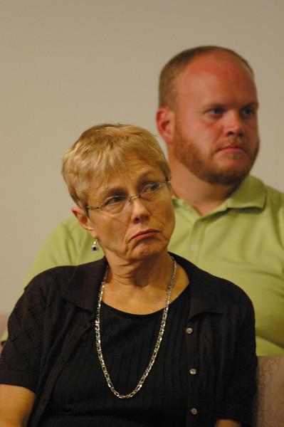 ELCA members at the September 19, 2010, ELCA Town Hall Forum.