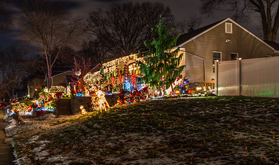 Christmas Lights of Washington Township