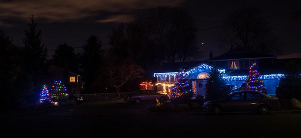 Christmas Lights of Washington Township