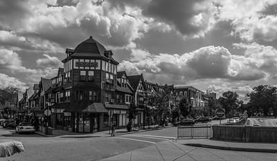 Downtown Swarthmore