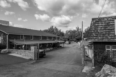 Former Lumberyard