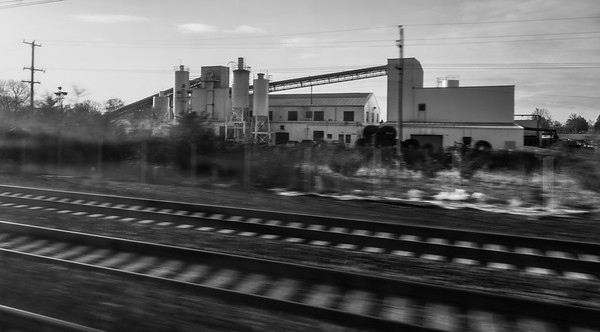 Town Industrial scapes