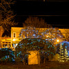 Hillsdale's Christmas Light Display