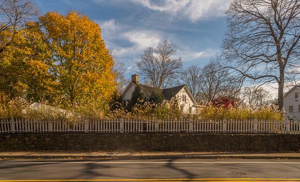 White Picket Residence