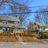 Old Suburban Living along Belleville Ave