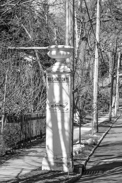 Entrance to Pelhamwood
