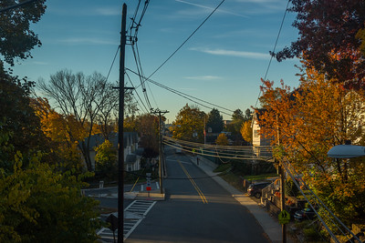 Townscapes from Public Transit