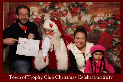 Town Of Trophy Club Christmas 2017