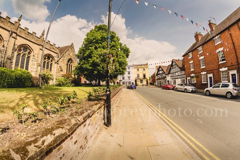 Church Road, Alcester.