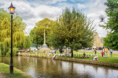 Bourton On The Water (July 2016) 2