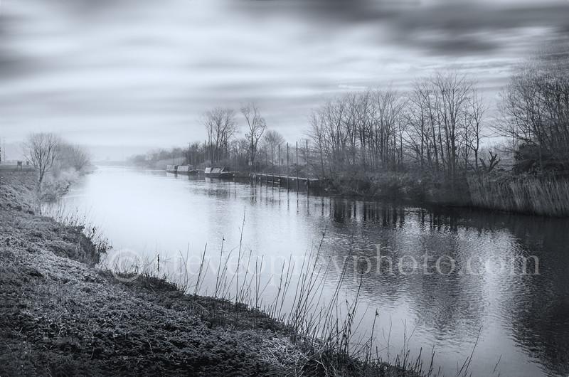 Along The Misty River