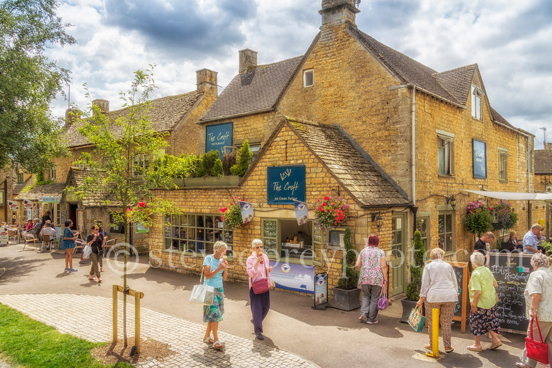 Bourton On The Water  (July 2016)
