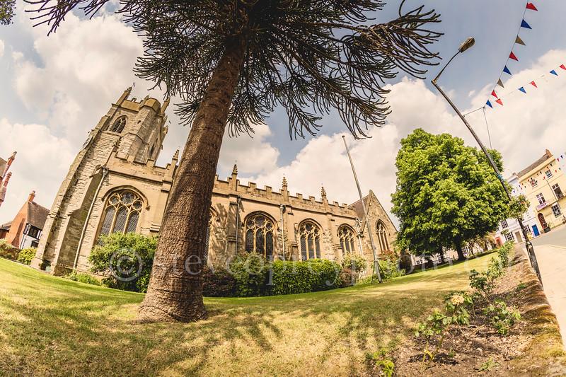 St.Nicholas Church, Alcester.