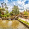 Bourton On The Water Riverside