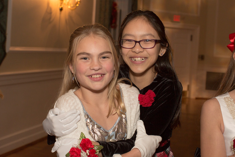 Holly Ball 6A:  Dec 2, 2016  5:00-6:00 PM