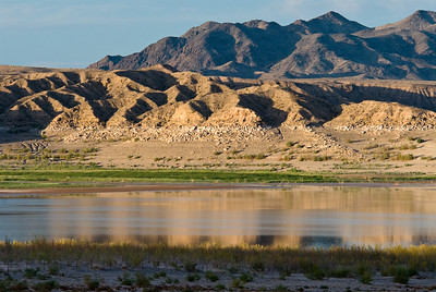 What's left of Lake Meade