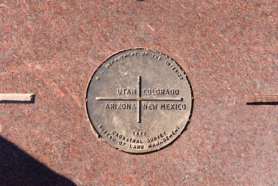 Four Corners - AZ, NM, CO, UT