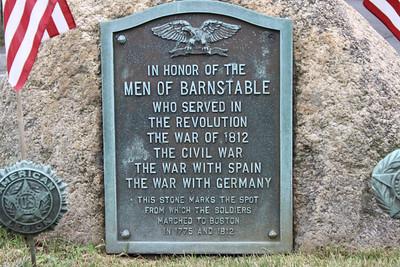 Memorials of Remebrance: Barnstable Village